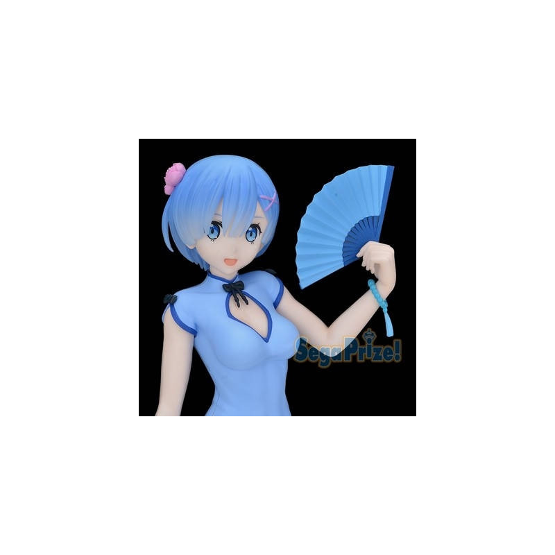 Re Zero : Starting Life in Another World - Figurine Rem PM Figure Dragon-Dress Ver.