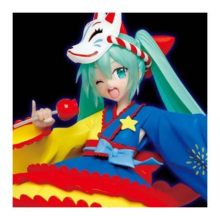 Vocaloid - Figurine Hatsune Miku - 2nd season Summer Ver. image