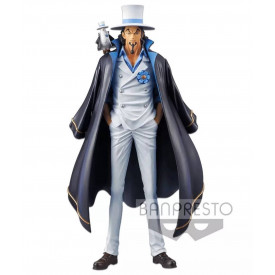 One Piece - Figurine Rob Lucci Stampede Movie DXF The Grandline Men Vol.3.B