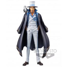 One Piece - Figurine Rob Lucci Stampede Movie DXF The Grandline Men Vol.3.B