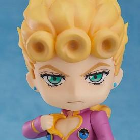JoJo's Bizarre Adventure Golden Wind - Figurine Giorno Giovanna Nendoroid