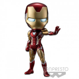 Avengers: Endgame - Figurine Iron Man Mark 85 Q Posket Marvel