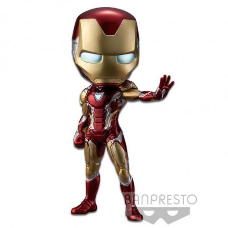 Avengers: Endgame - Figurine Iron Man Mark 85 Q Posket Marvel