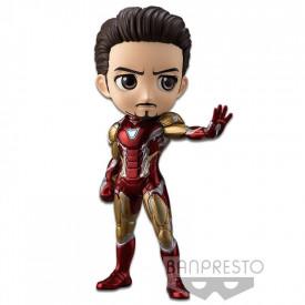 Avengers: Endgame – Figurine Tony Stark Iron Man Q Posket Marvel