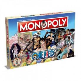 One Piece - Monopoly One Piece Dressrosa Version Française