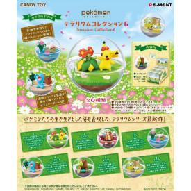 Pokemon – Joliflor & Pikachu Pokéball Terrarium Vol.6