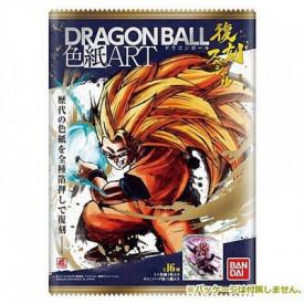 Dragon Ball – Pack 10 Shikishi Art Special Dragon Ball Movie
