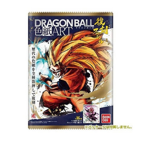 Dragon Ball – Pack 10 Shikishi Art Special Dragon Ball Movie image