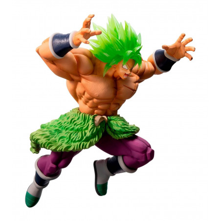 Dragon Ball - Figurine Broly Full Power Ichibansho