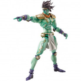 Jojo's Bizarre Adventure - Figurine Star Platinum Super Action Chozokado