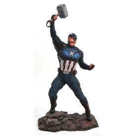 Avengers Endgame - Figurine Captain America Marvel Gallery