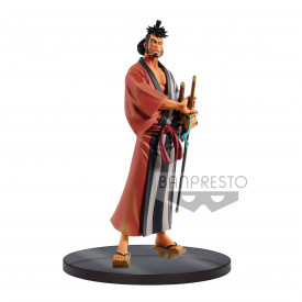 One Piece - Figurine Kinemon DXF The Grandline Men Wano Kuni Vol.4
