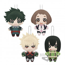My Hero Academia - Peluche Strap Katsuki Bakugo Tomonui Plush Collection Vol.1