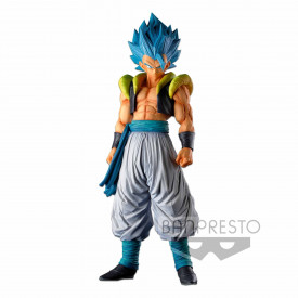 Dragon Ball Super - Figurine Gogeta SSGSS Super Master Stars Piece The Brush