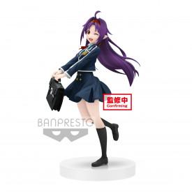 Sword Art Online - Figurine Yuuki EXQ FigureSchool Ver.