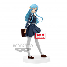 Sword Art Online - Figurine Asuna EXQ Figure School Ver.