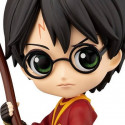 Harry Potter - Figurine Harry Potter Quidditch Style Q Posket Ver.A