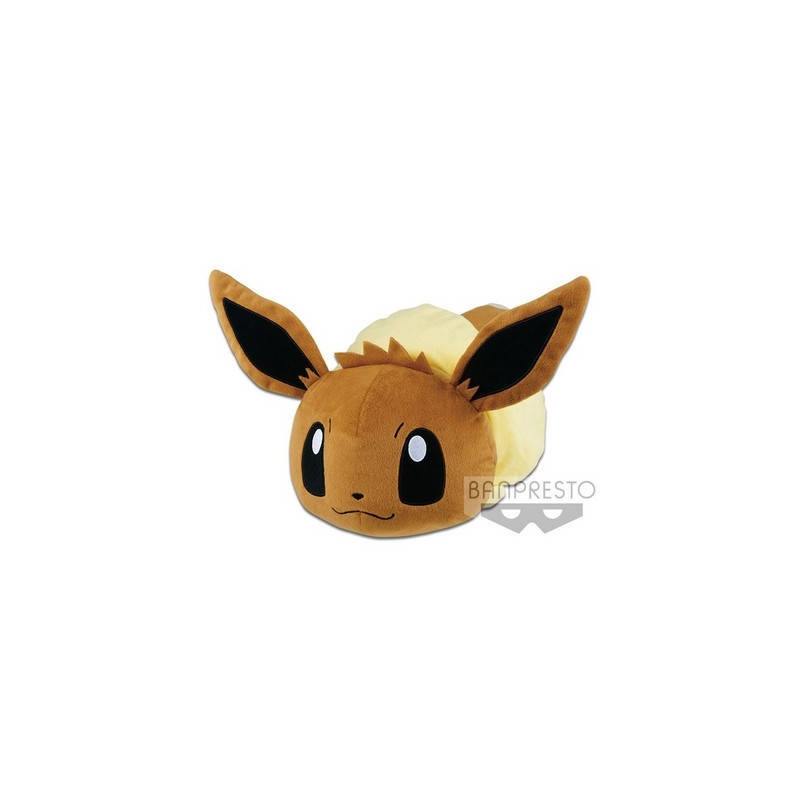 Pokémon - Peluche Evoli Kokorin Friends Super