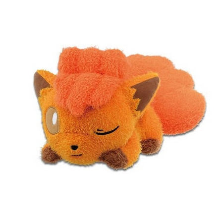 Pokémon - Peluche Goupix Relaxing Time Big Plush image