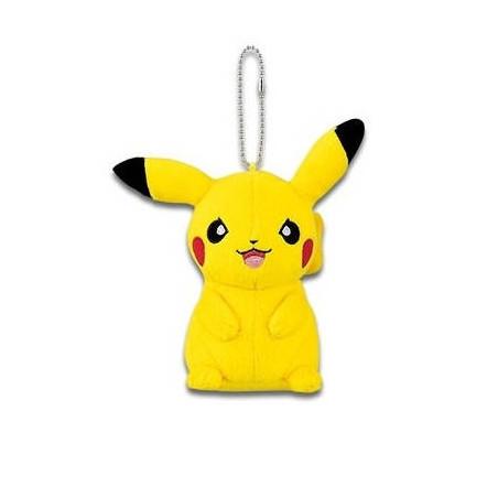 Pokémon - Peluche Strap Pikachu Mania Ver.B. Colère image