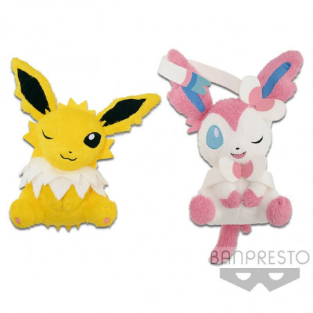 Pokémon - Peluche Voltali Kutsurogi Time Ver.