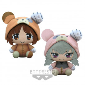 Girls und Panzer das Finale - Peluche Anchovy Big Plush Collection
