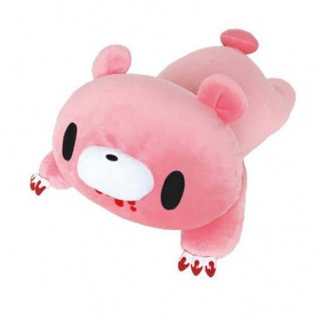 Gloomy The Naughty Grizzly - Peluche Gloomy Bear Rose Ver. image