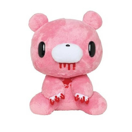 Gloomy The Naughty Grizzly – Peluche Gloomy Bear Assis Rose Ver. image