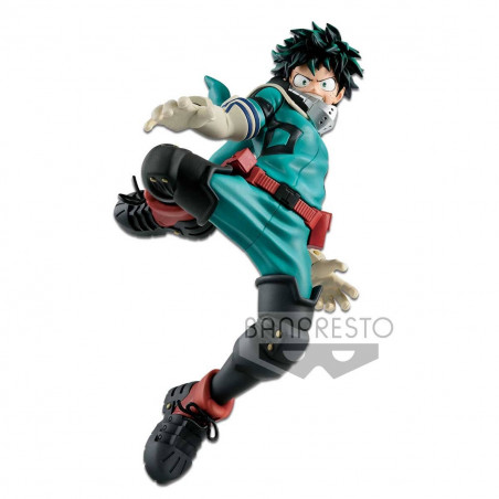 My Hero Academia - Figurine Izuku Midoriya King Of Artist