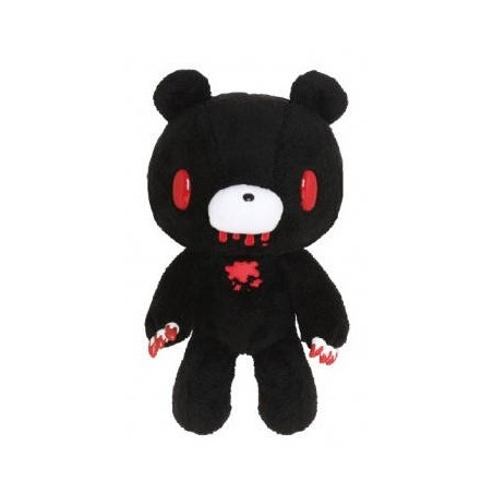 Gloomy The Naughty Grizzly - Peluche Gloomy Bear Plush Doll Xl Noire Ver. image