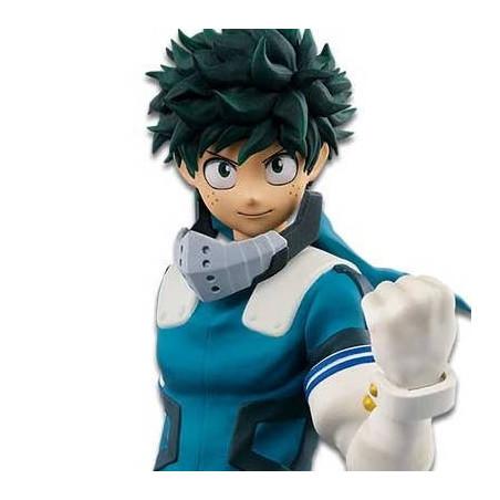 My Hero Academia - Figurine Izuku Midoriya Ichibansho Fighting Heroes feat One's Justice image