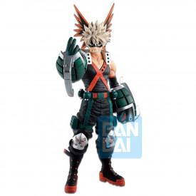 My Hero Academia - Figurine Katsuki Bakugo Ichibansho Fighting Heroes feat One's Justice