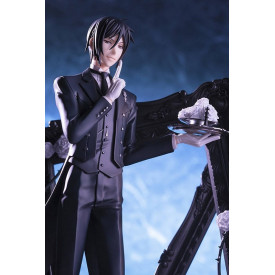 Black Butler Book Of Circus - Figurine Sebastian Michaelis ARTFXJ