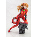 Evangelion - Figurine Asuka Langley Shikinami Q Plug Suit Ver.