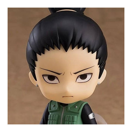 Naruto Shippuden - Figurine Shikamaru Nara Nendoroid image