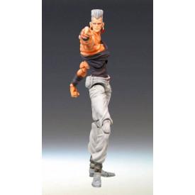 Jojo's Bizarre Adventure - Figurine Jean Pierre Polnareff Super Action Chozokado