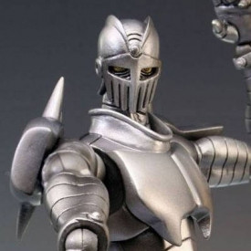 Jojo's Bizarre Adventure - Figurine Silver Chariot Super Action Chozokado