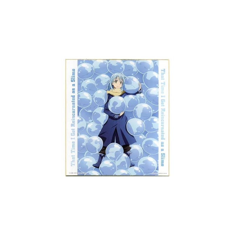 Tensei shitara Slime Datta Ken - Shikishi Rimuru Tempest Ichiban Kuji Prize D