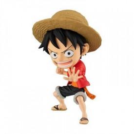 One Piece – Figurine Monkey D Luffy  Adverge Motion -Stampede-