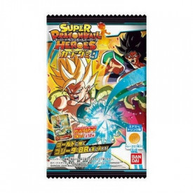 Super Dragon Ball Heroes - Pack 20 Booster Card Super Dragon Ball Heroes Gummy Part.9
