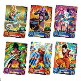 Super Dragon Ball Heroes - Booster Card Super Dragon Ball Heroes Gummy Part.9