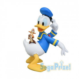Disney Characters – Figurine Donal Duck avec Tic & Tac