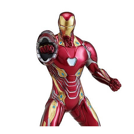 Avengers Endgame – Figurine Iron Man Mark 50 LPM Figure image