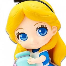 Disney Characters - Figurine Alice Sweetiny Disney Q Posket Ver.A