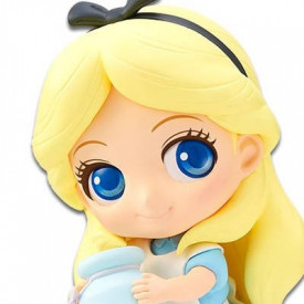 Disney Characters - Figurine Alice Sweetiny Disney Q Posket Ver.B