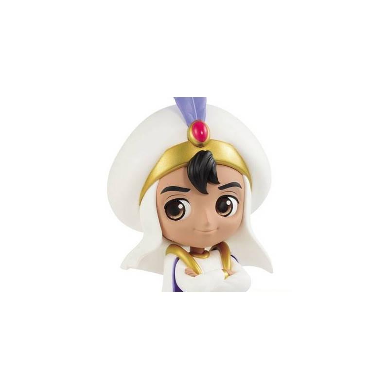 Disney Characters - Figurine Aladdin Prince Style Q Posket Ver.B