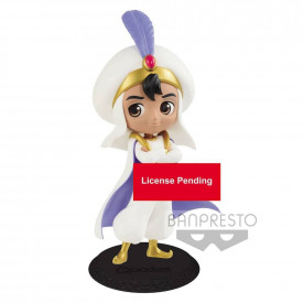 Disney Characters - Figurine Aladdin Prince Style Q Posket Ver.B