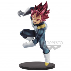 Dragon Ball Super – Figurine Vegeta SSJ God Blood Of Saiyans Special VII