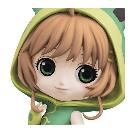 Sakura Cardcaptor – Figurine Sakura Kinomoto Q Posket Vol.2 Ver.A image