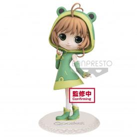 Sakura Cardcaptor – Figurine Sakura Kinomoto Q Posket Vol.2 Ver.A